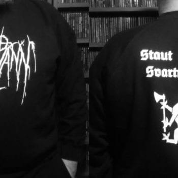 Likvann - Staut Norsk Svartmetall sweatshirt