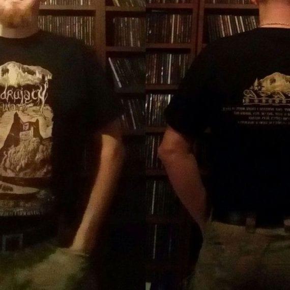 Wedrujacy Wiatr t-shirt